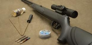 Как разобрать и смазать пневматическую винтовку