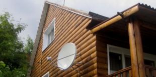 Какую антенну лучше установить в загородном доме