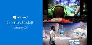 Немного про Windows 10 Creators Update