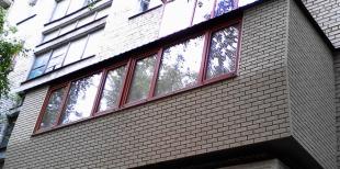 Цена балкона «под ключ», на чем можно сэкономить