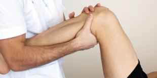 Какие бывают травмы коленного сустава