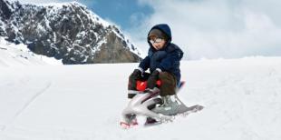 Детские снегокаты: как правильно выбрать