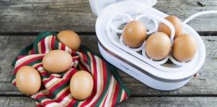 Как варить яйца в яйцеварке
