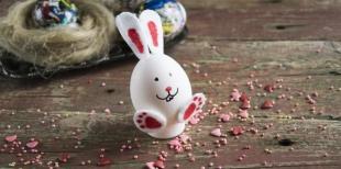 Как сделать яйцо в виде пасхального кролика