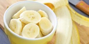 Банановая кожура от синяков