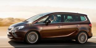 Плюсы и минусы Opel Zafira Tourer