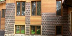 5 современных материалов для наружной отделки дома
