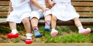 Аттипас – умная обувь для первых шагов