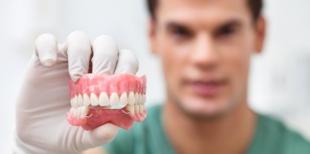 Протезы зубов - решение проблем с зубами