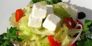 Секреты приготовления греческого салата