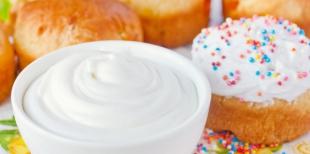 Как приготовить сахарную глазурь для покрытия пасхальных куличей