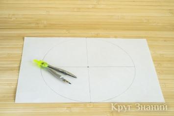 Как сделать конус из бумаги пошаговая инструкция видео 182