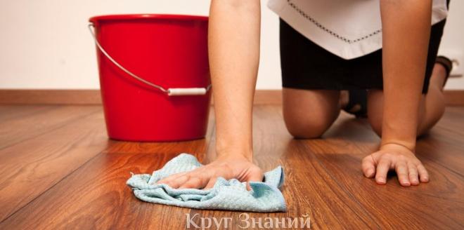 щетка для мытья ламината