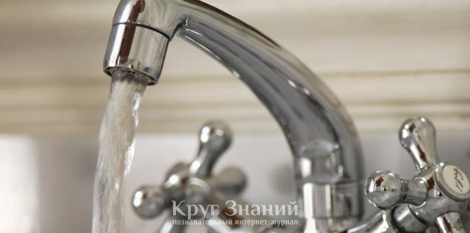 Способы регулировки давления воды