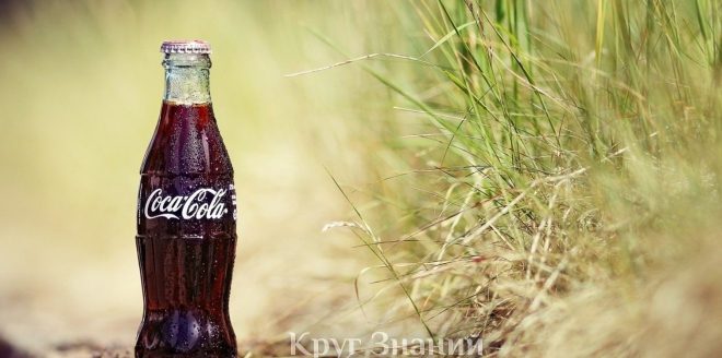 Кока-Кола от температуры