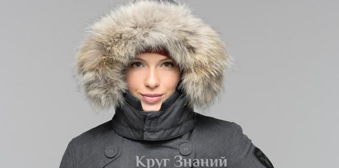 Выбираем стильную и недорогую женскую парку на зиму