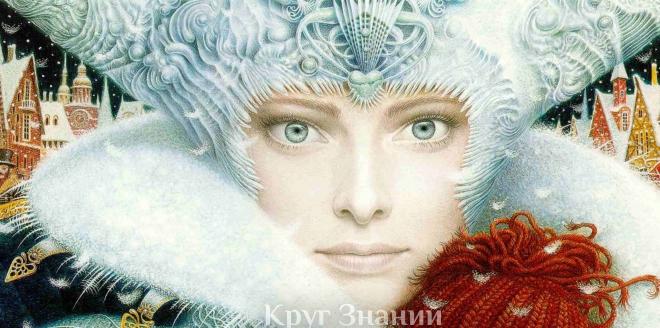 Билеты на новогоднее представление «Снежная королева»