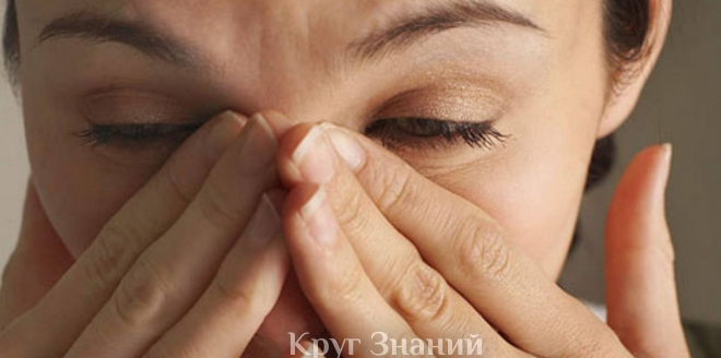 Синехии носа