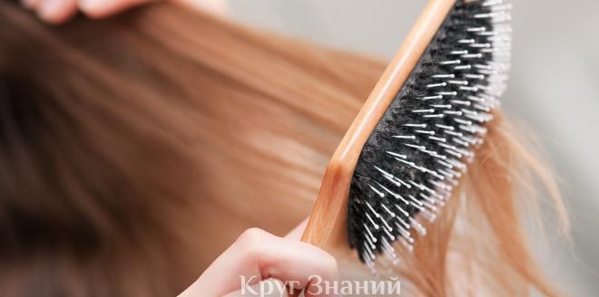 Выпадение волос у женщин после родов