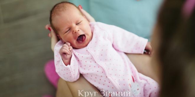 Молочница во рту у детей