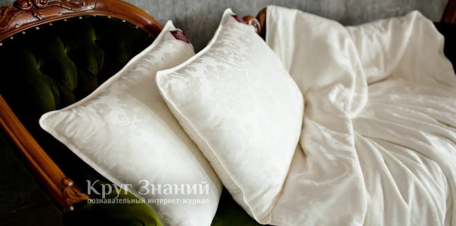 Как выбрать бамбуковую подушку