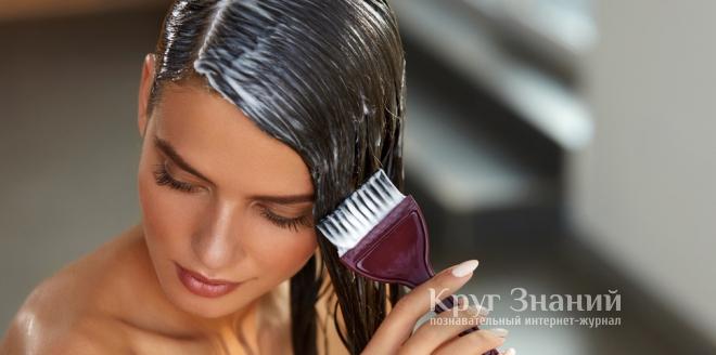 Домашние маски для блеска волос