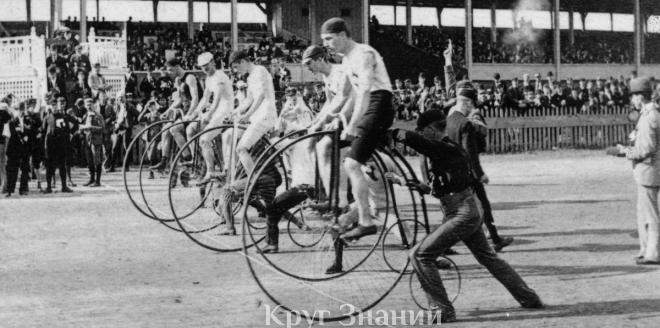 А вы знаете, где в России появились первые велосипеды?..