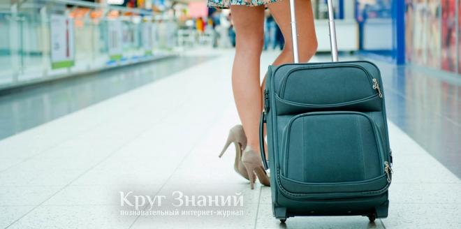 Типы современных чемоданов