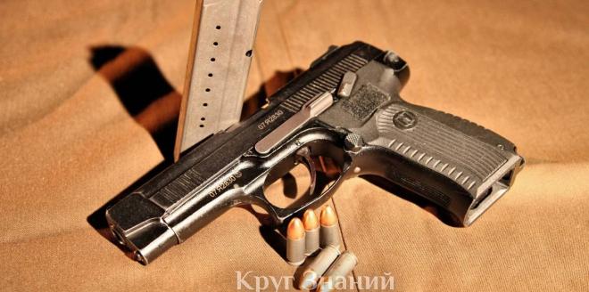 Особенности конструкции и сфера применения сигнальных пистолетов