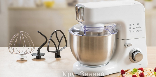 Кухонный комбайн — робот на вашей кухне