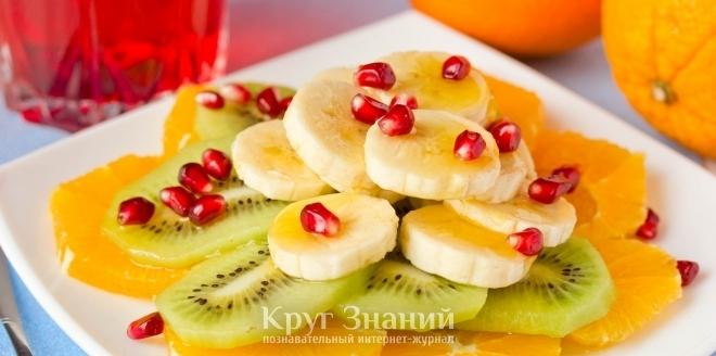 фото как готовить из фруктов